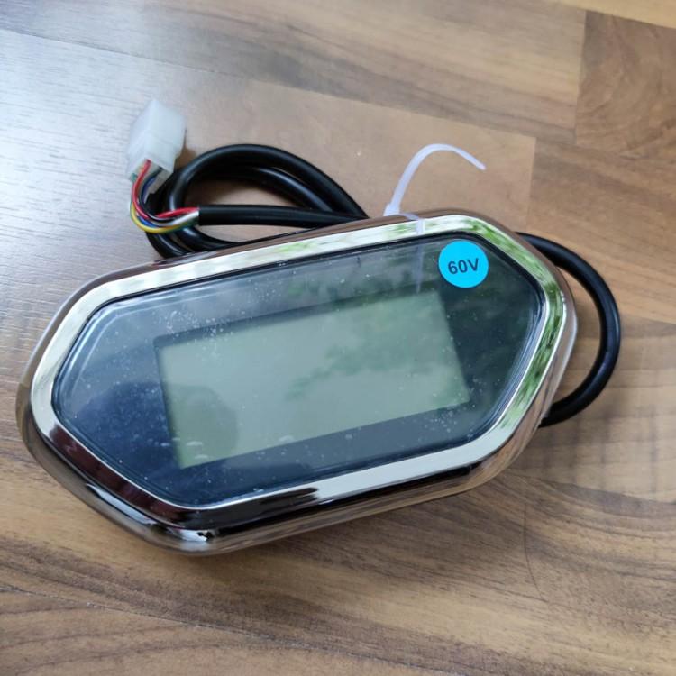Citycoco motorolerių valdymo skydelis | spidometras