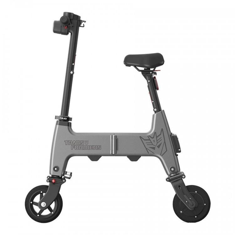 Elektrinis dviratis paspirtukas Xiaomi HIMO H1 pilkas