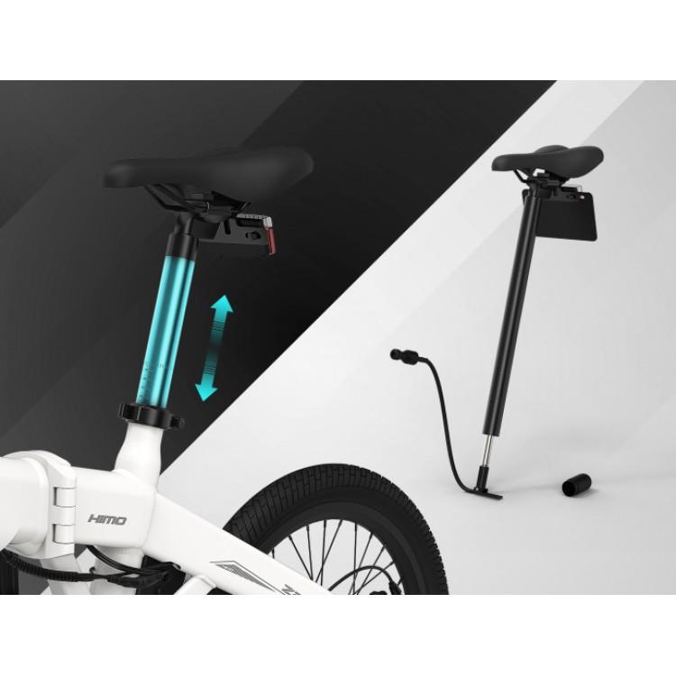 Elektrinis sulankstomas dviratis Xiaomi HIMO Z20 baltas