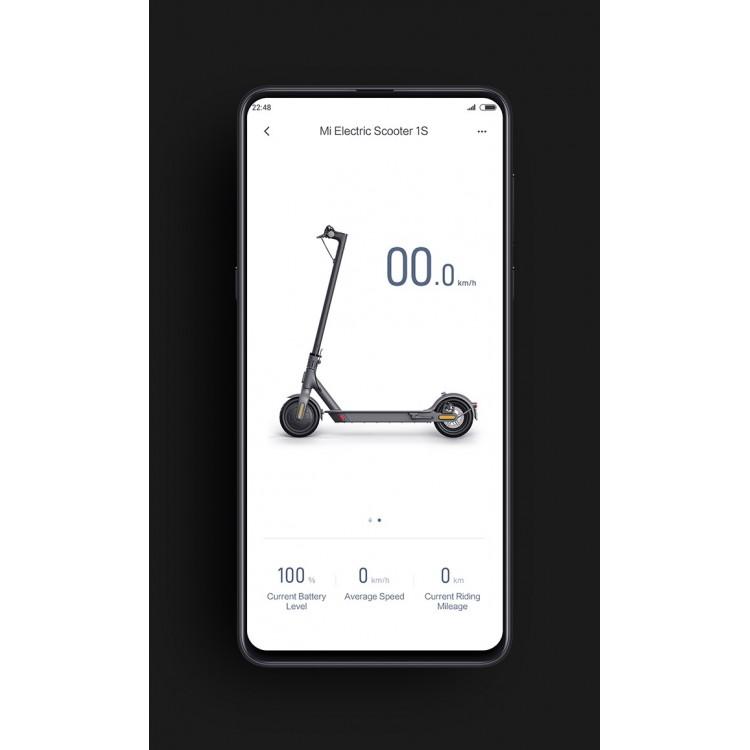 Elektrinis paspirtukas Xiaomi 1S juodas